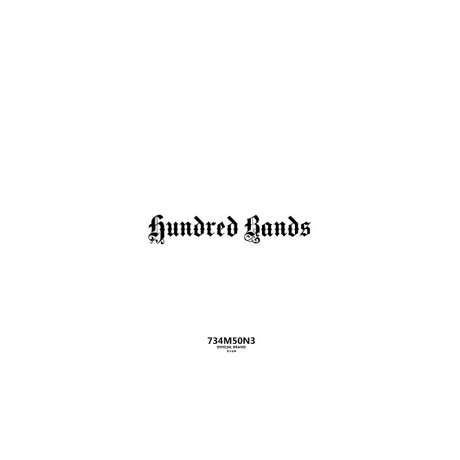 Hundred Bands (wersja preorderowa)
