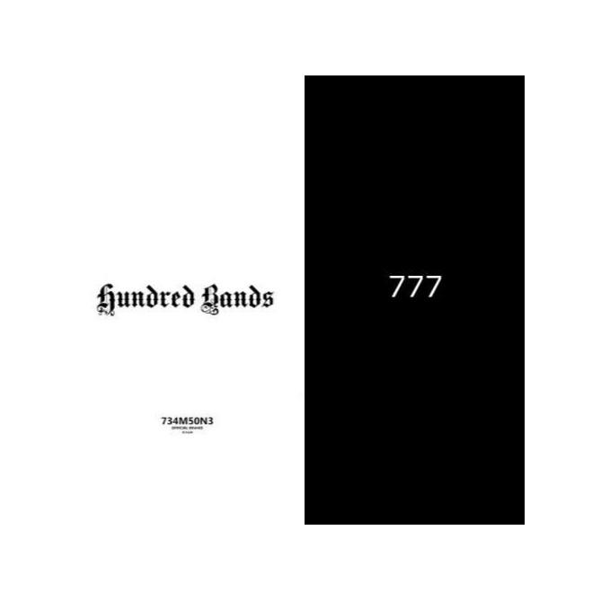 Hundred Bands (wersja preorderowa) + 777