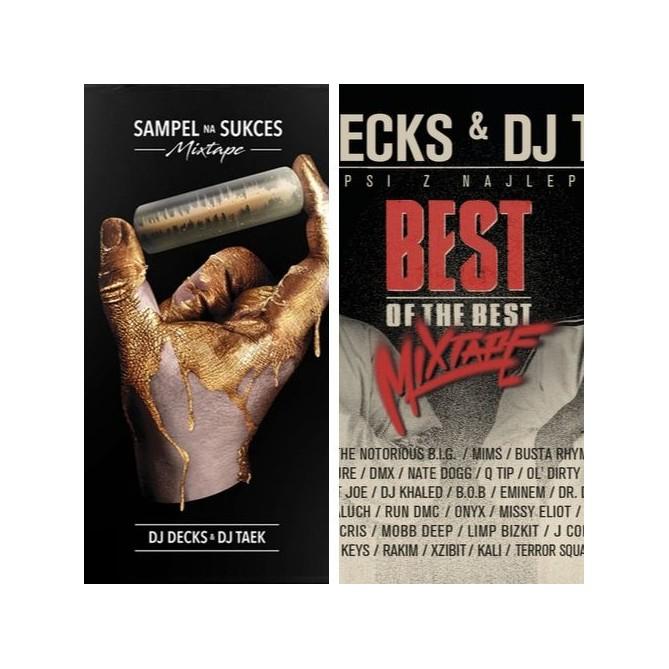 Szansa na sampel + Najlepsi z Najlepszych Mixtape