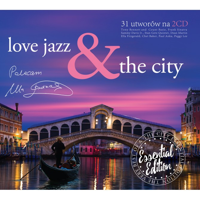 Love Jazz & The City