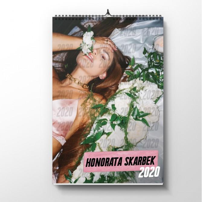 Honorata Skarbek Kalendarz 2020