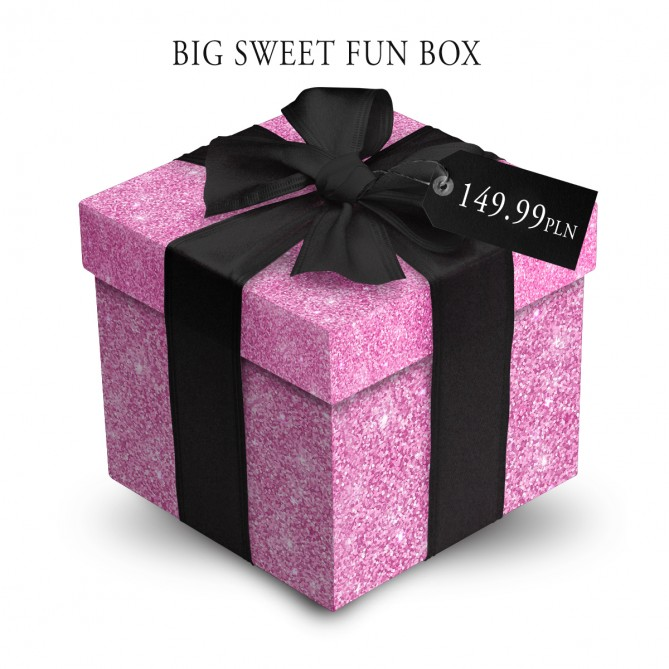 BIG SWEET FUN BOX