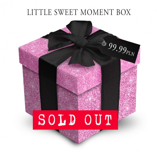 LITTLE SWEET MOMENT BOX